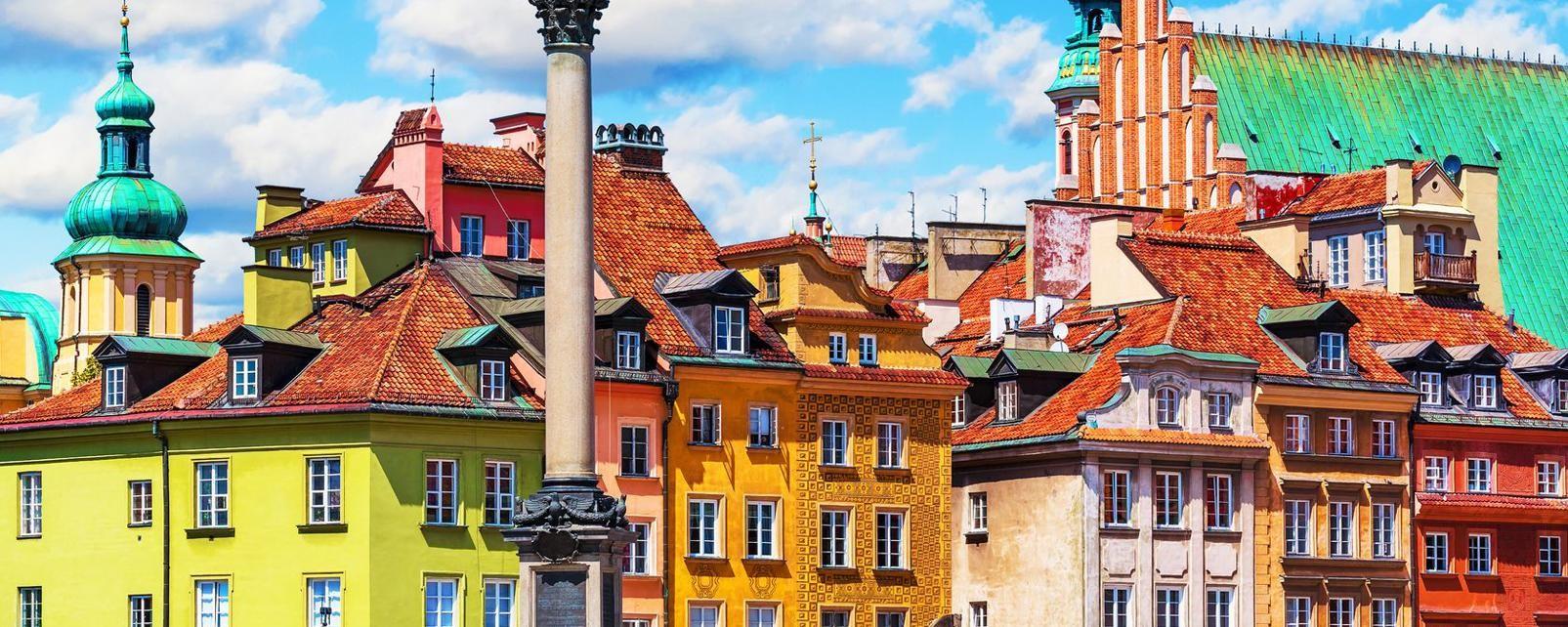 Vida de Estudante em Warsaw, Polónia, por Munisa
