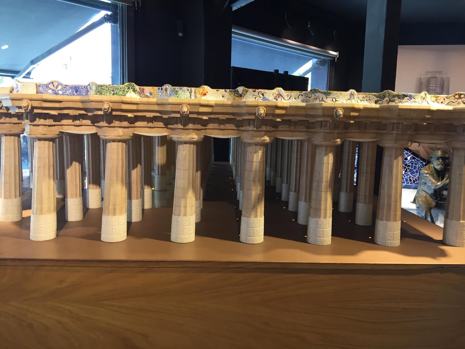 Video 4D sobre Gaudi
