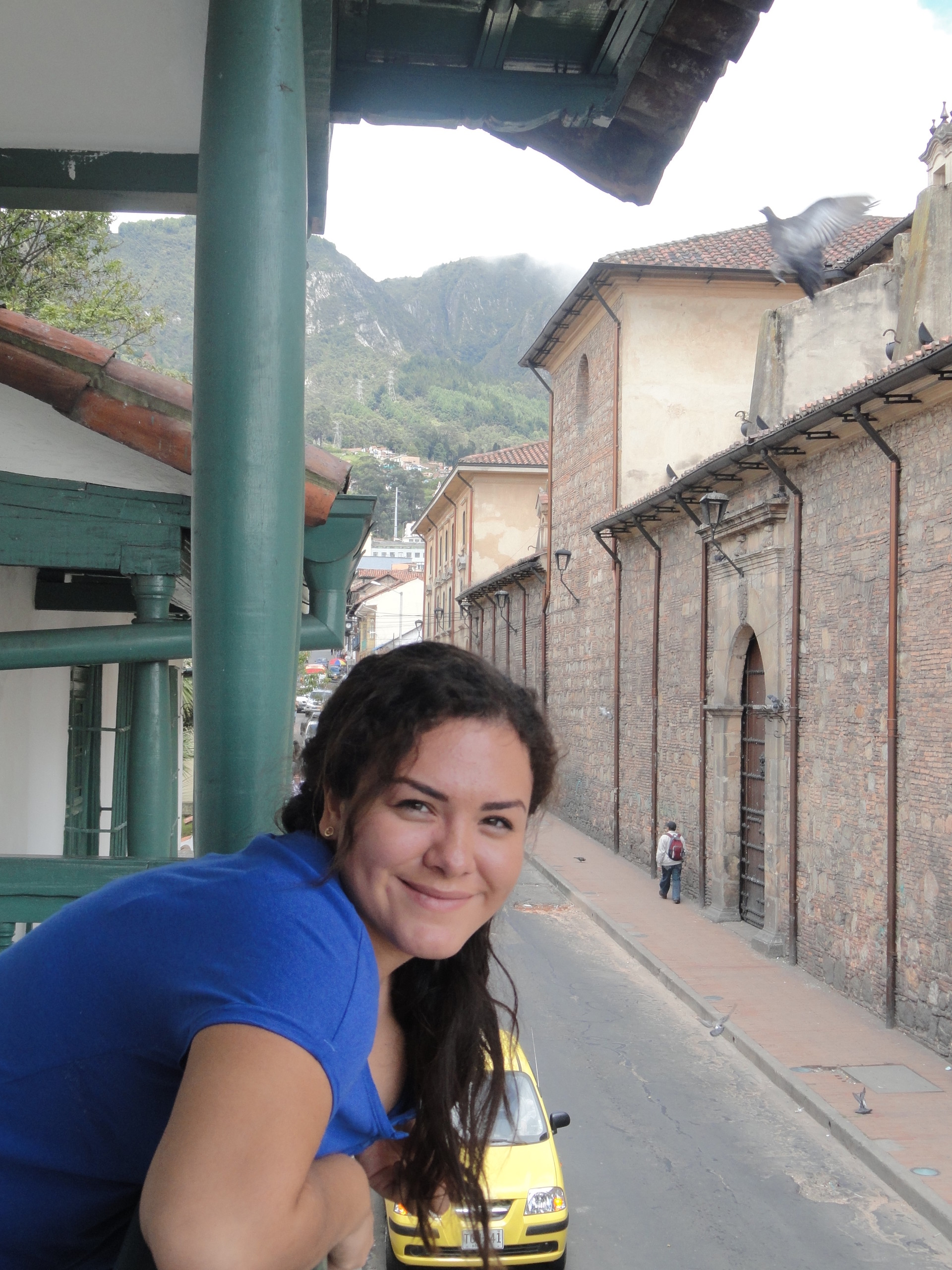 Visita al centro storico di Bogotá