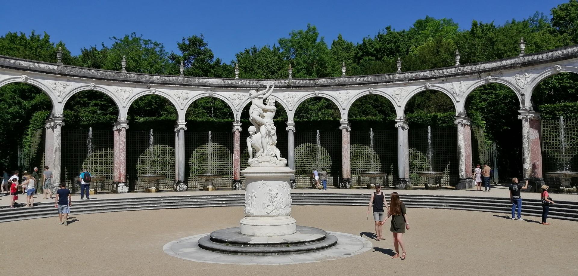 Visita a Parigi - secondo giorno (Versailles)