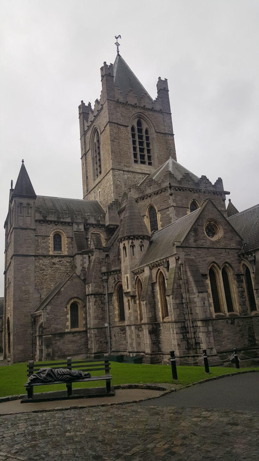 Visitando Dublín