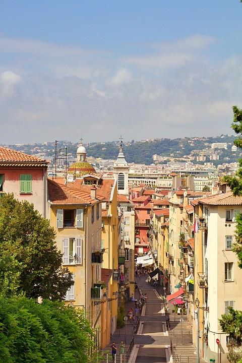 Visite de Nice et de la cote d'Azur