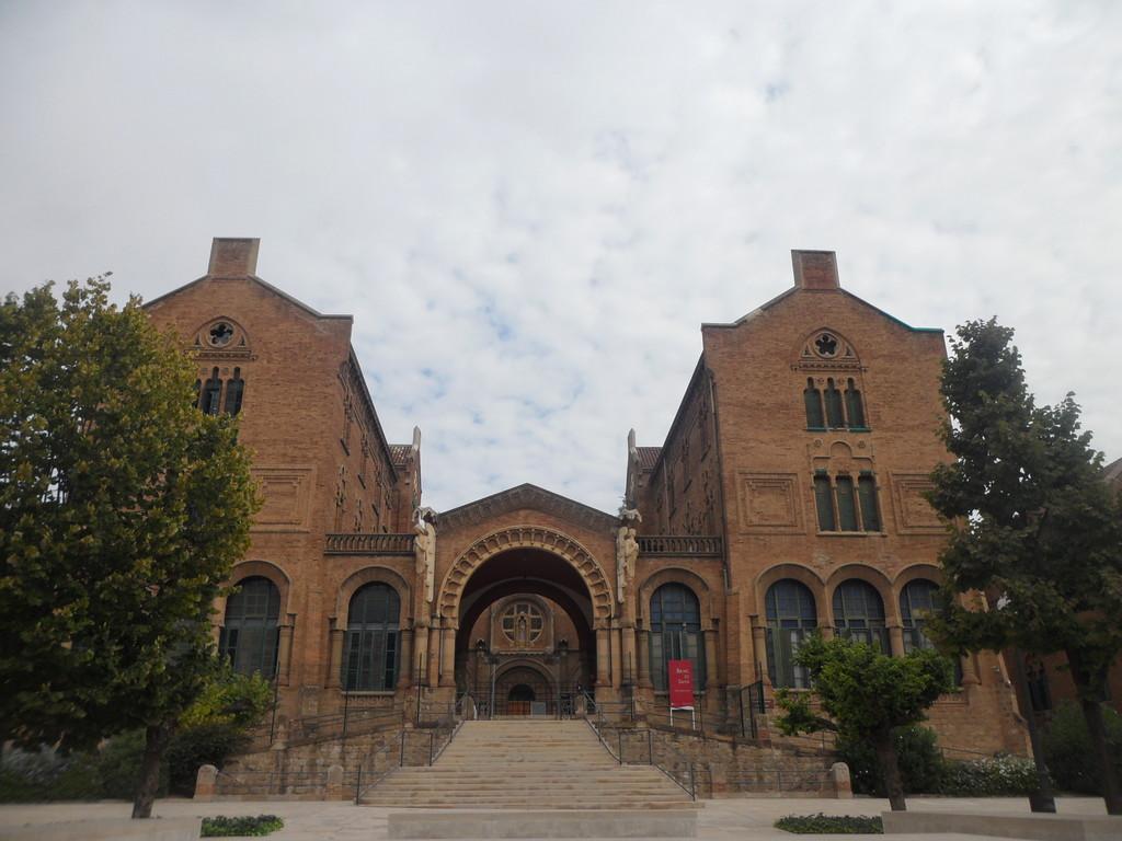 Visite d'un ancien hôpital catalan