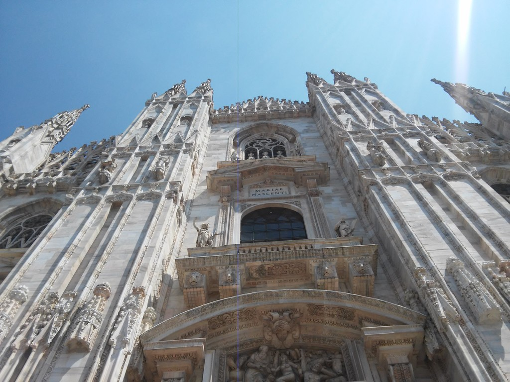 Visiting thegreat Milan Cathedral and its museum full of impressing items