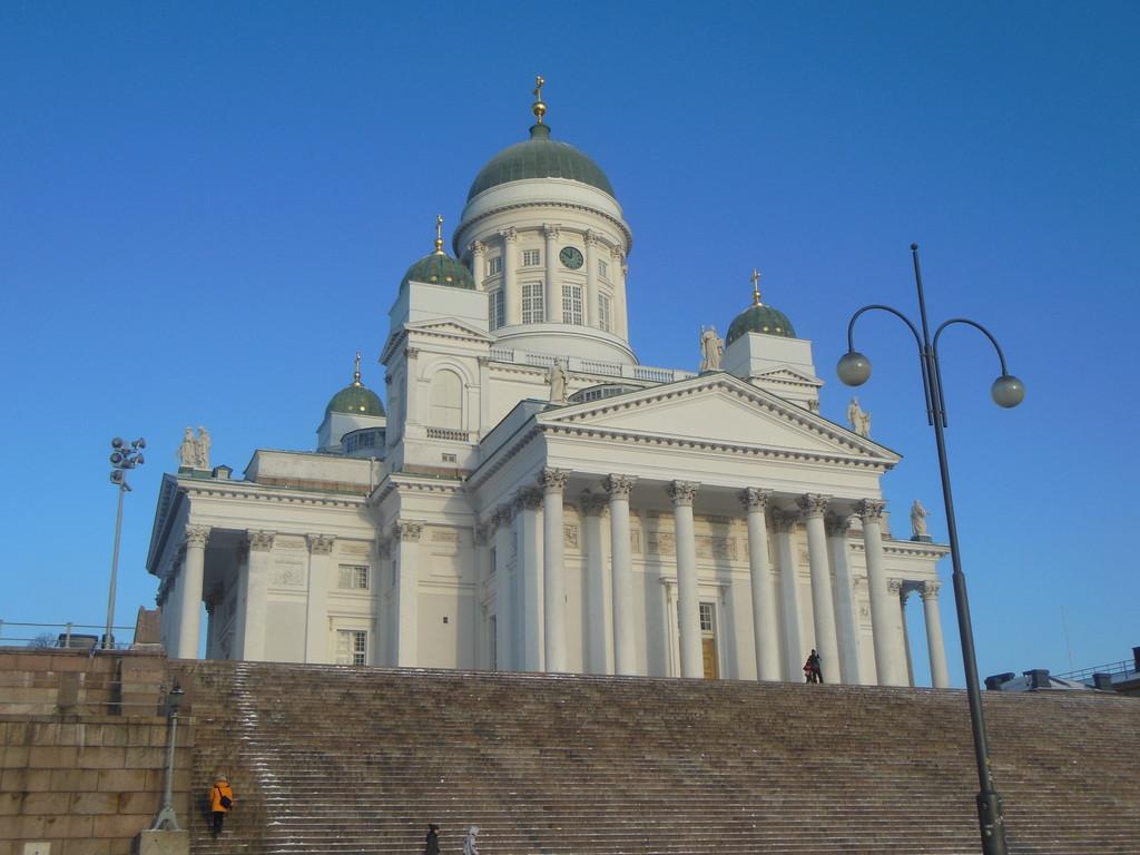 Viver em Helsínquia