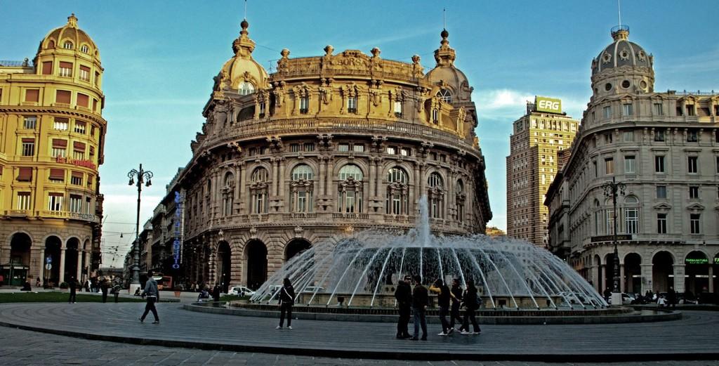 Ufficio Erasmus Architettura Genova : Vivere a genova! esperienza erasmus genova