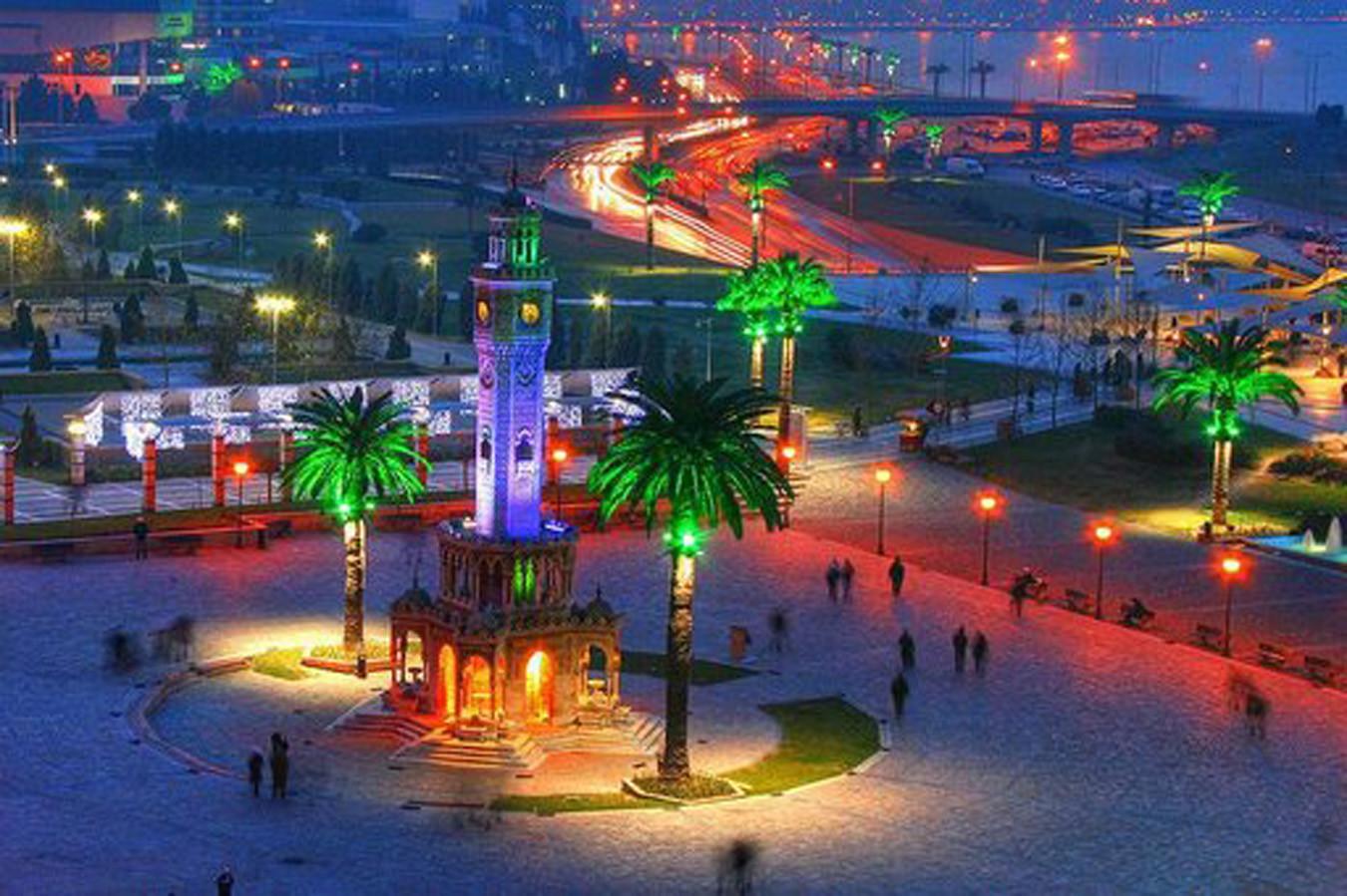 Vivir y estudiar en Izmir