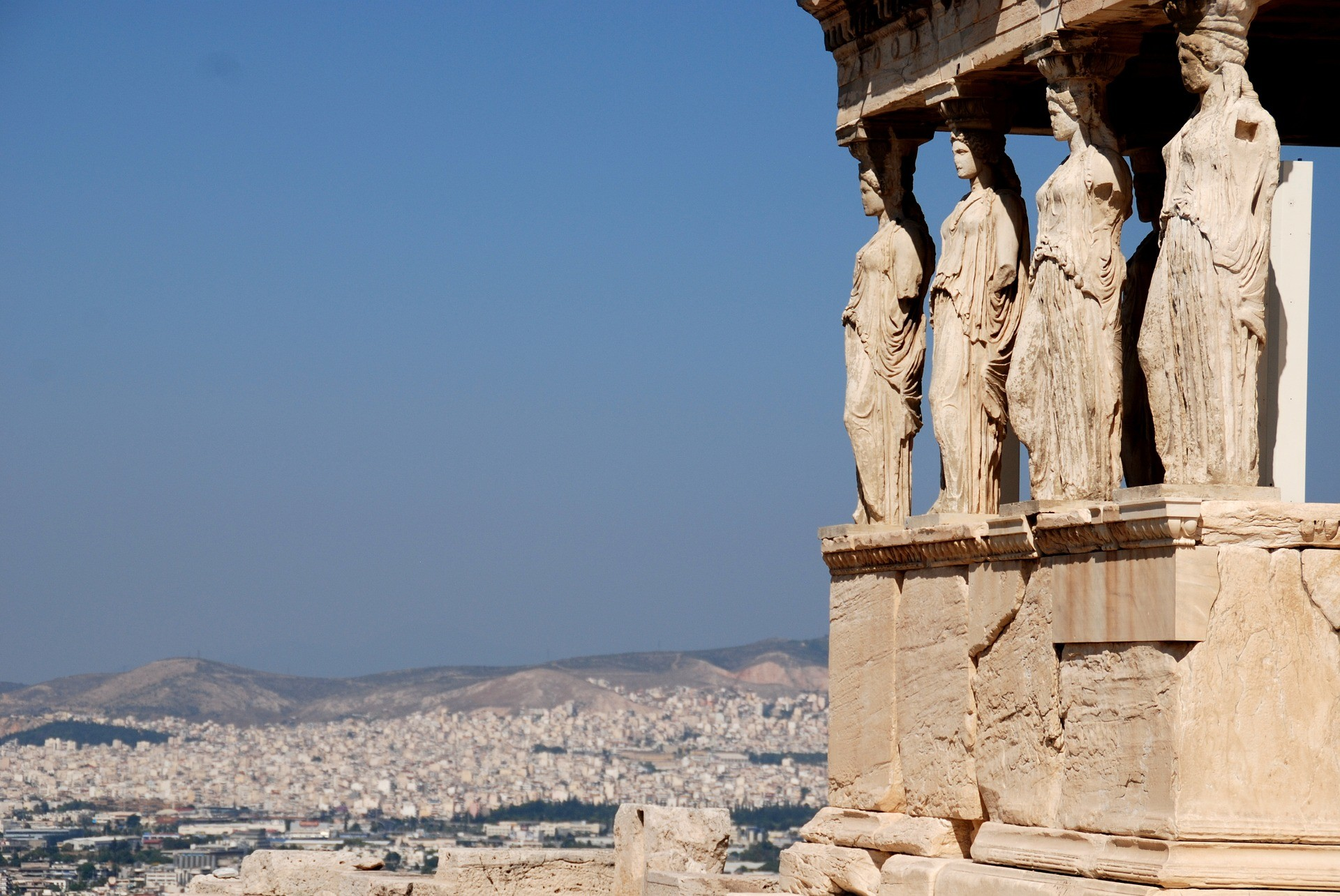 Vivre à Athènes du point de vue d'un étudiant Erasmus