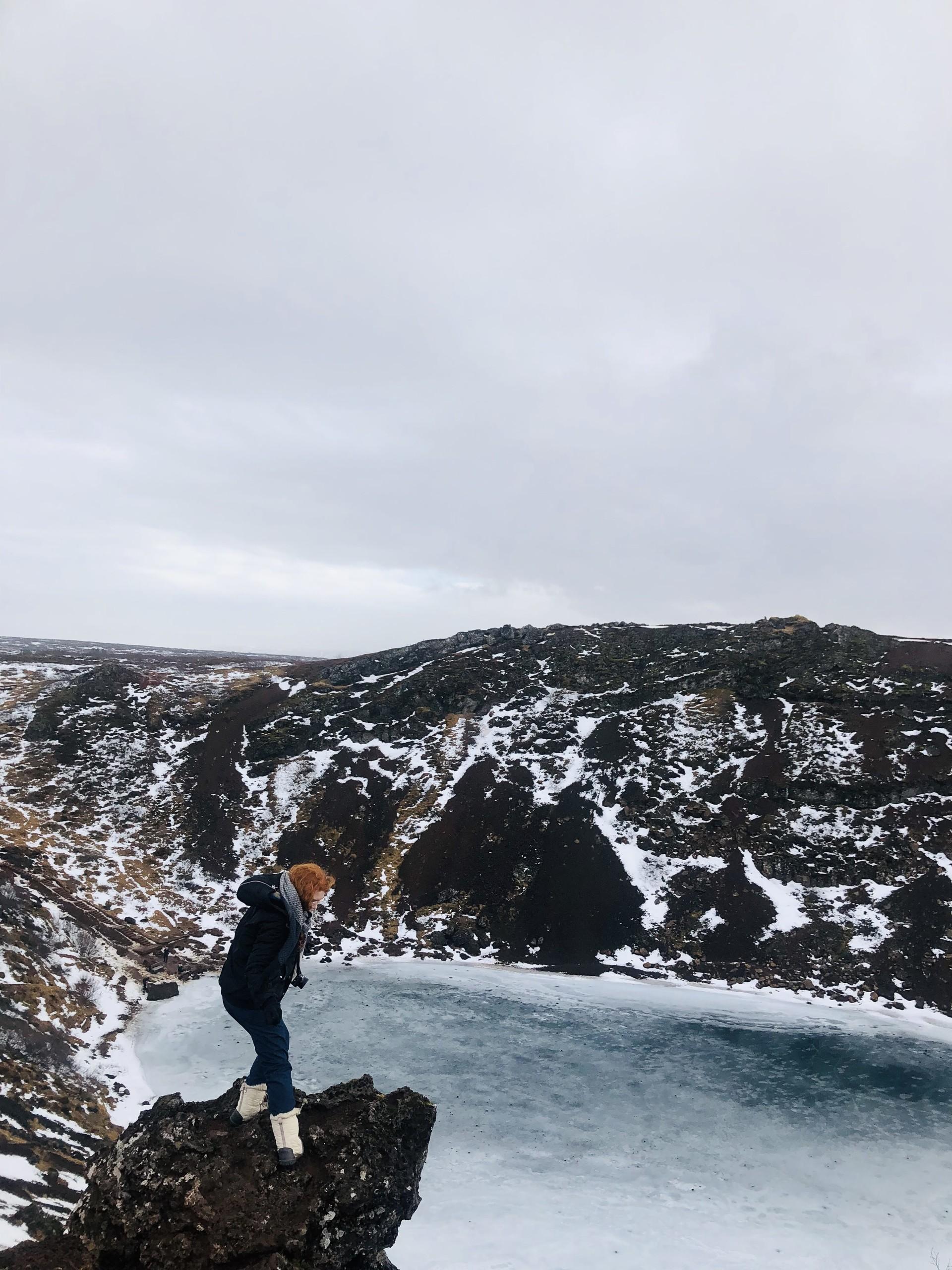 Volontariat en Islande (2/2) : Reykjavik et environnement