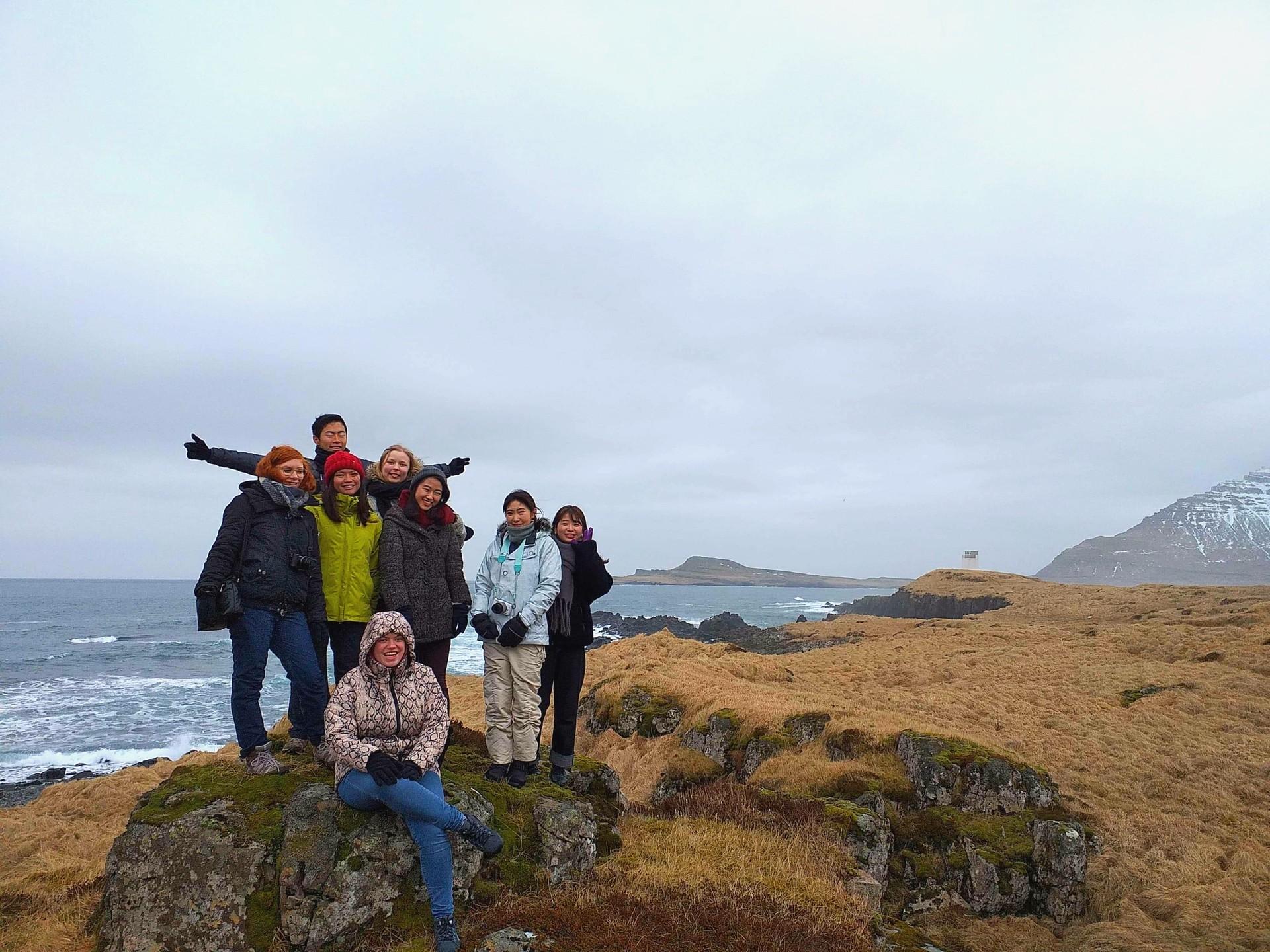 Voluntariado en Islandia (1/2): trabajando en un colegio