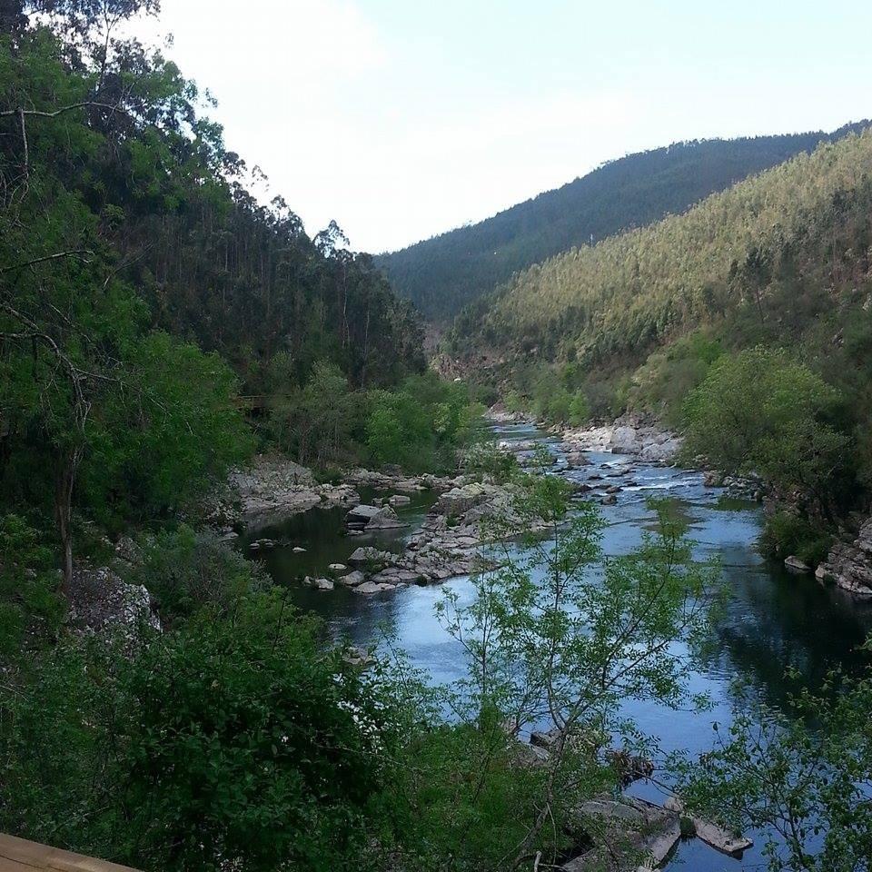 Walk along the River Paiva