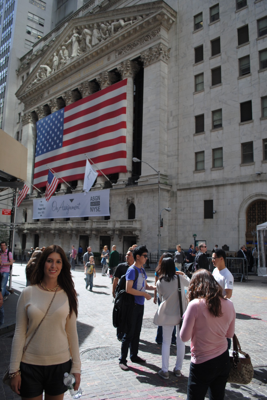 Wall Street y su famoso toro.