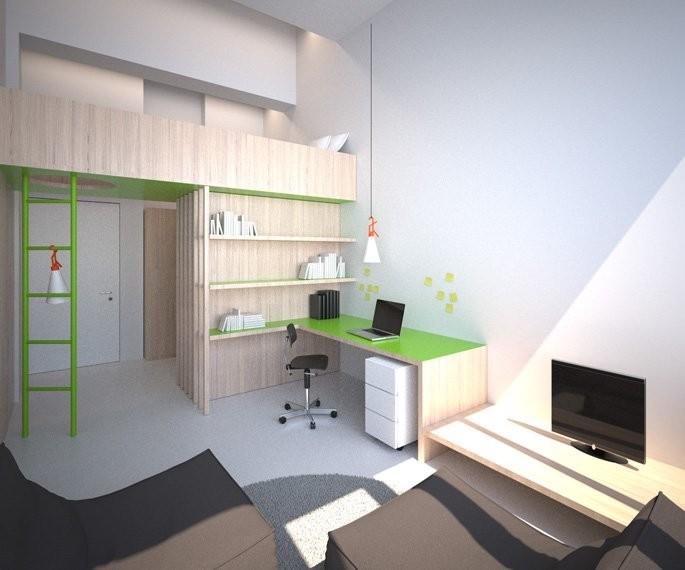 Waw Kot Student Room Rent Studios Antwerp
