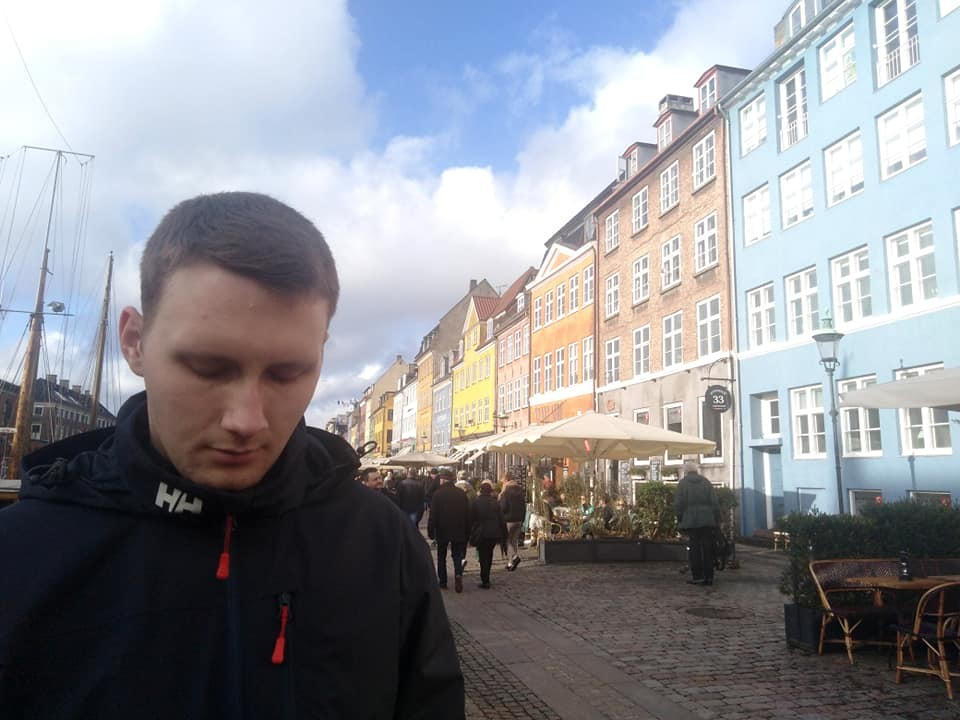 Weekend in Copenhagen (February)