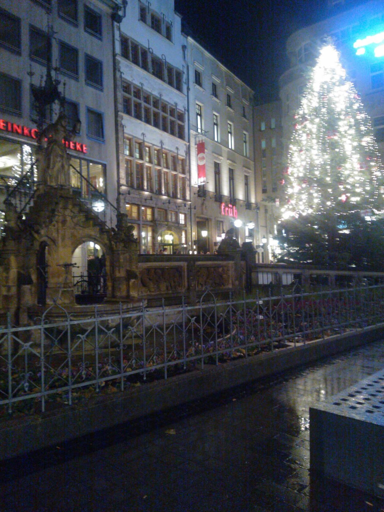 Weihnachtsmarkt W.Weihnachtsmarkt Köln 2 Erasmus Photo Bonn