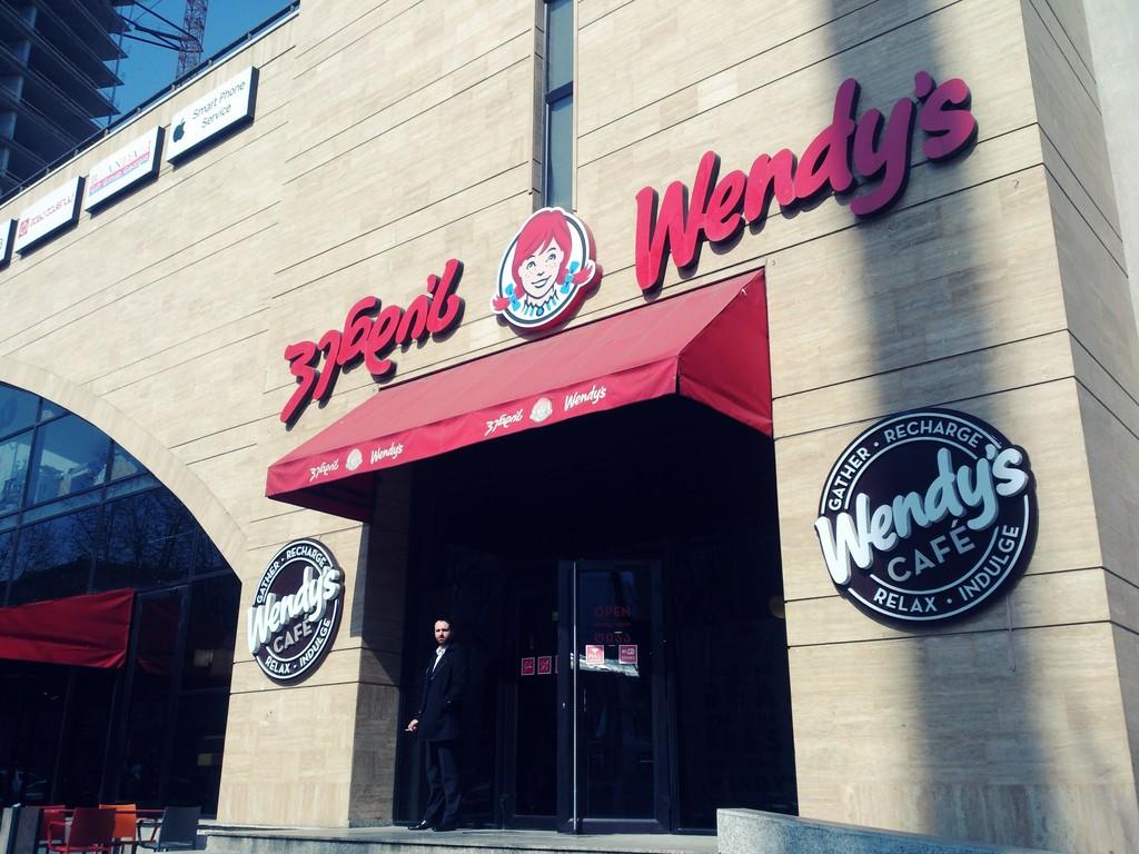 Wendy's Georgia est l'endroit où vous pouvez savourer le menu de Wendy's.