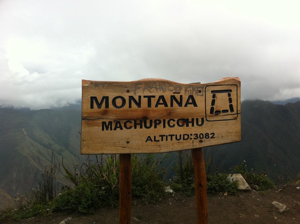 What to choose: Machu Picchu orP Huayna Picchu?