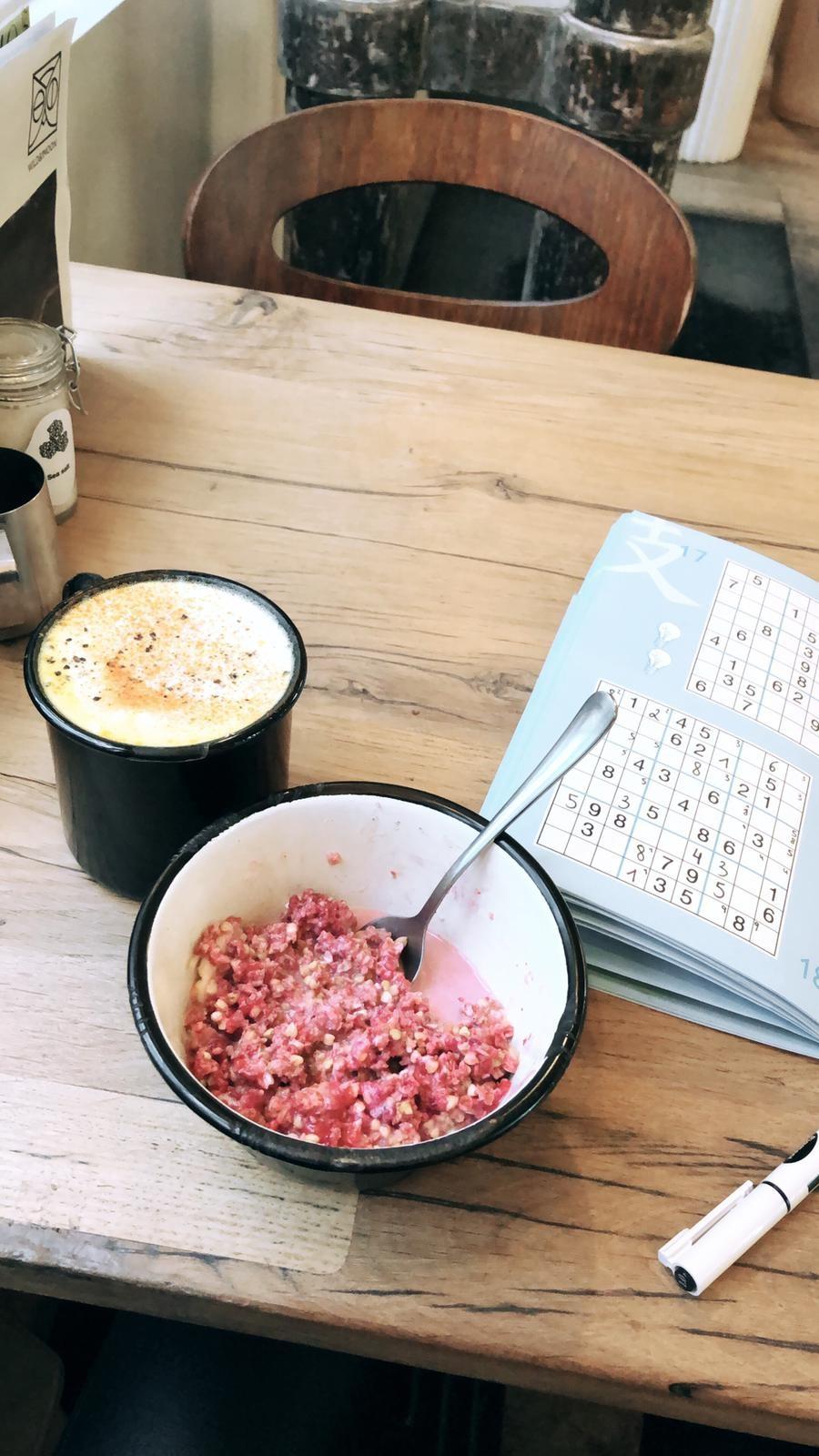 Wild & The Moon : Le café parisien pour ton corps et pour la planète