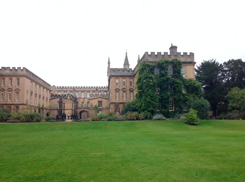Wirtualna wycieczka po New College w Oksfordzie