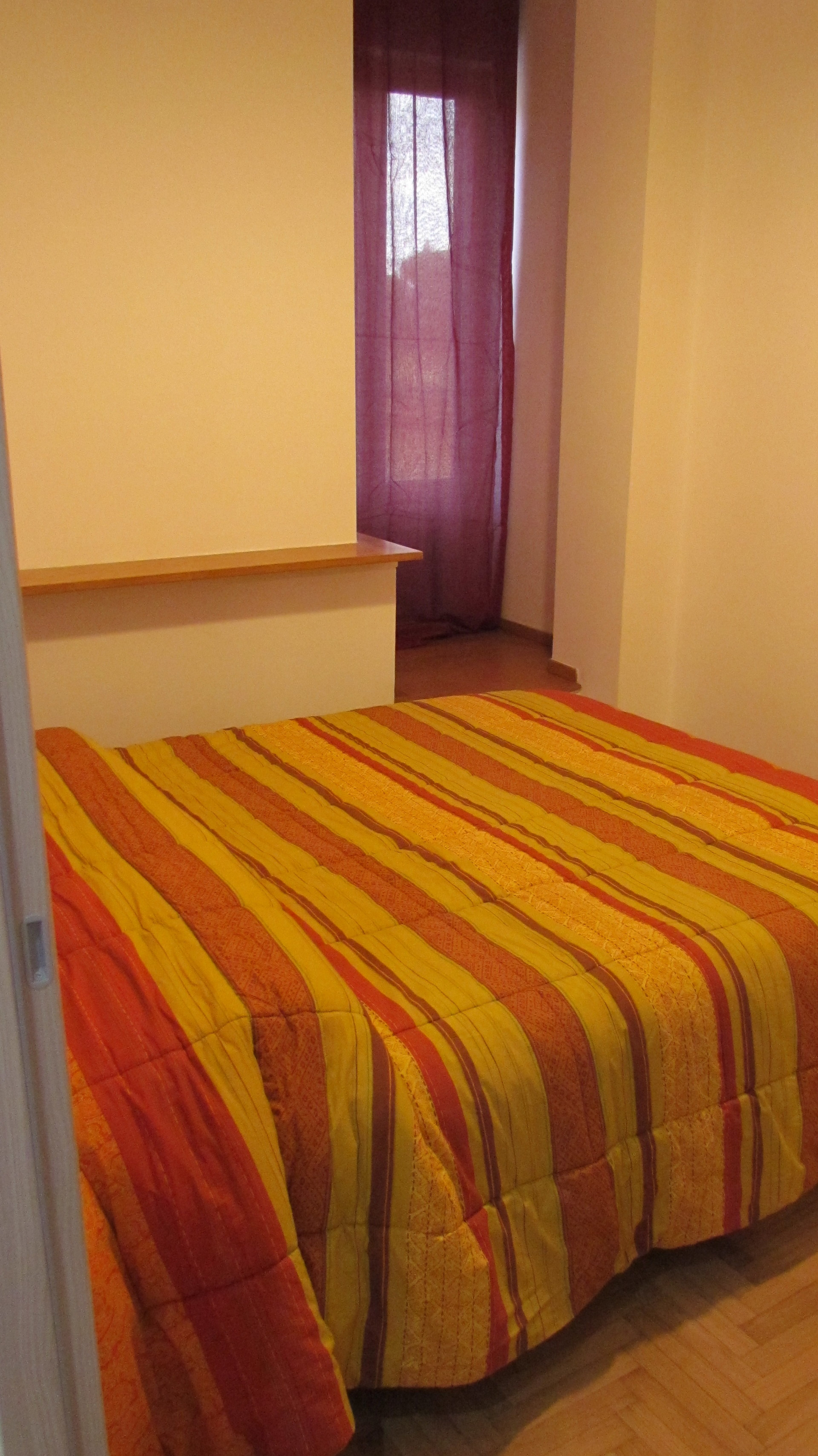Wonderful double rooms single use close to Saint Peter