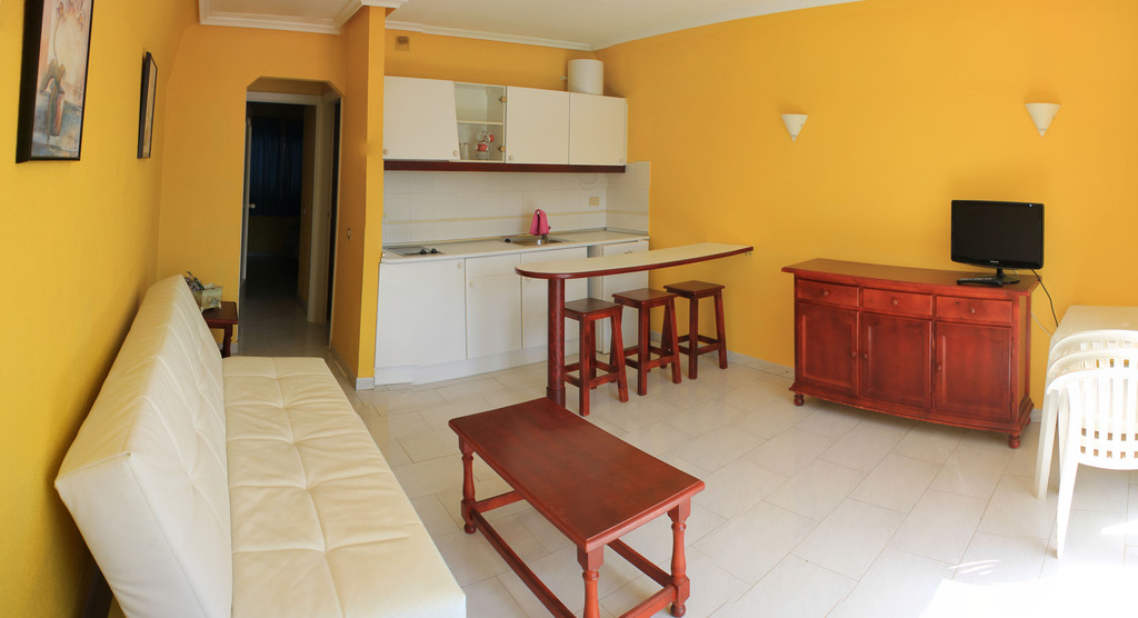 Wonderfull And Cheap Apartments In Fuerteventura, 1 Room, ...