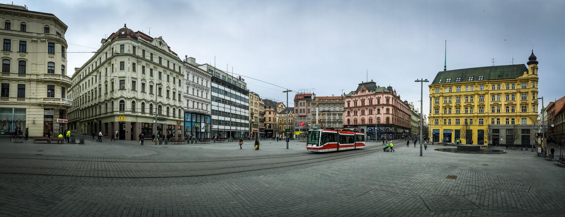 Wrażenia z Brna, Czechy, autorka: Maria
