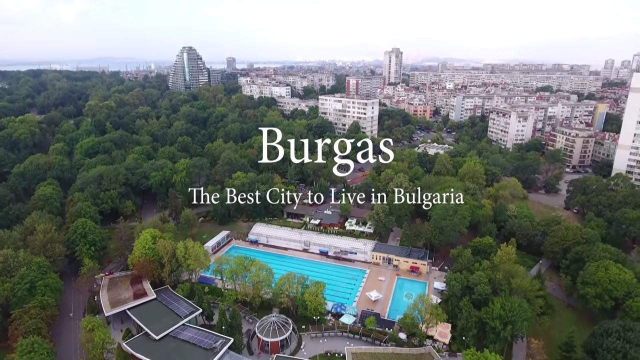 Wrażenia z Burgas, Bułgaria oczami Ipolysági