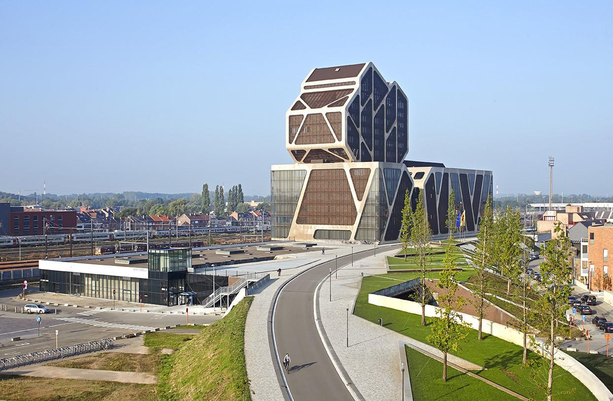 Wrażenia z Erasmusa w Hasselt, Belgia