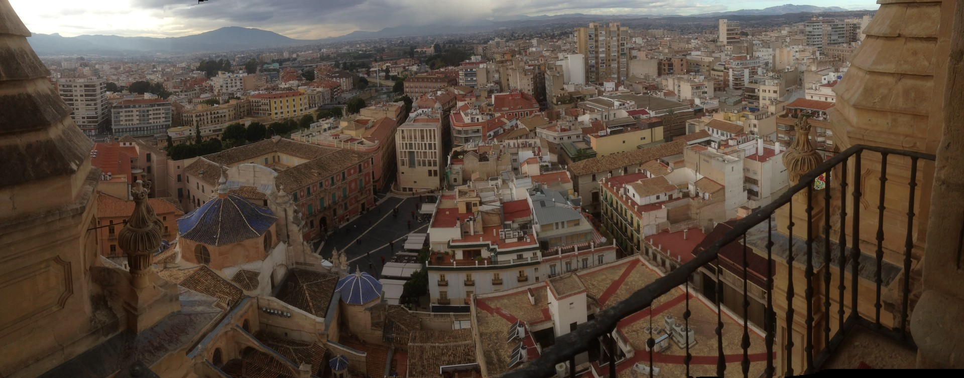 Wrażenia z Erasmusa w Murcji (Hiszpania), autorstwa Cláudia