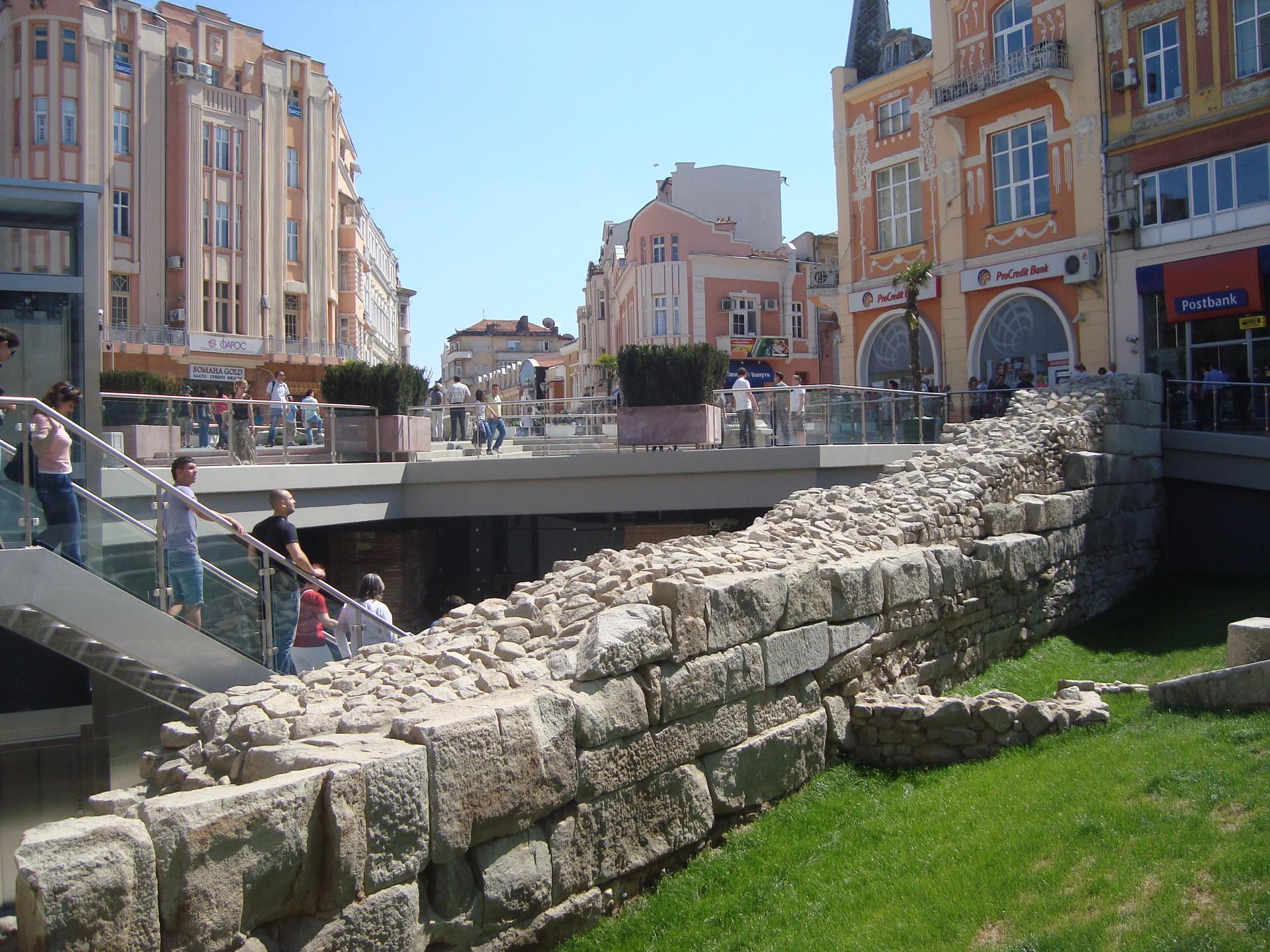 Wrażenia z miasta Płowdiw, Bułgaria oczami Tiny