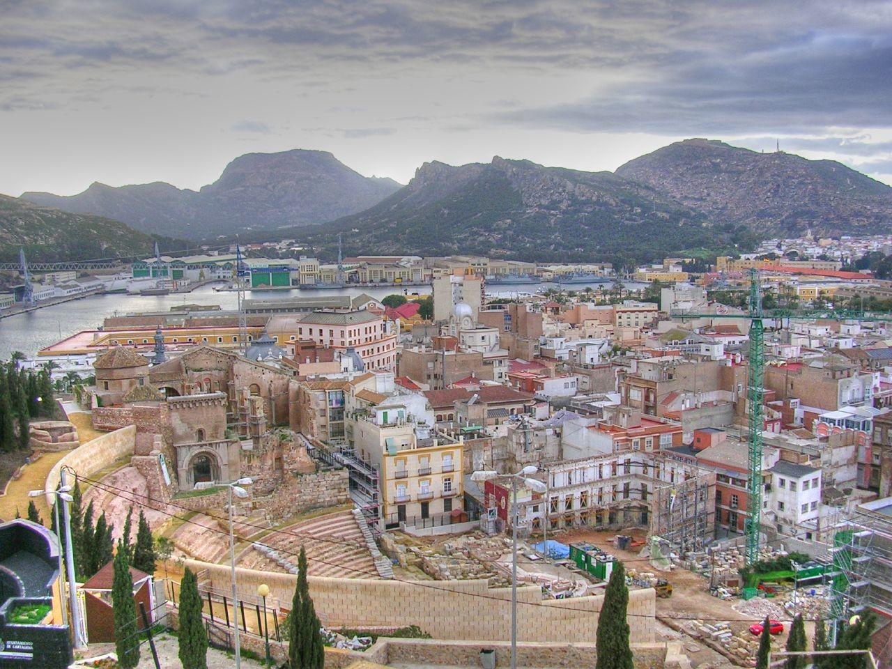 Wrażenia z Murcji, Hiszpania oczami Manueli