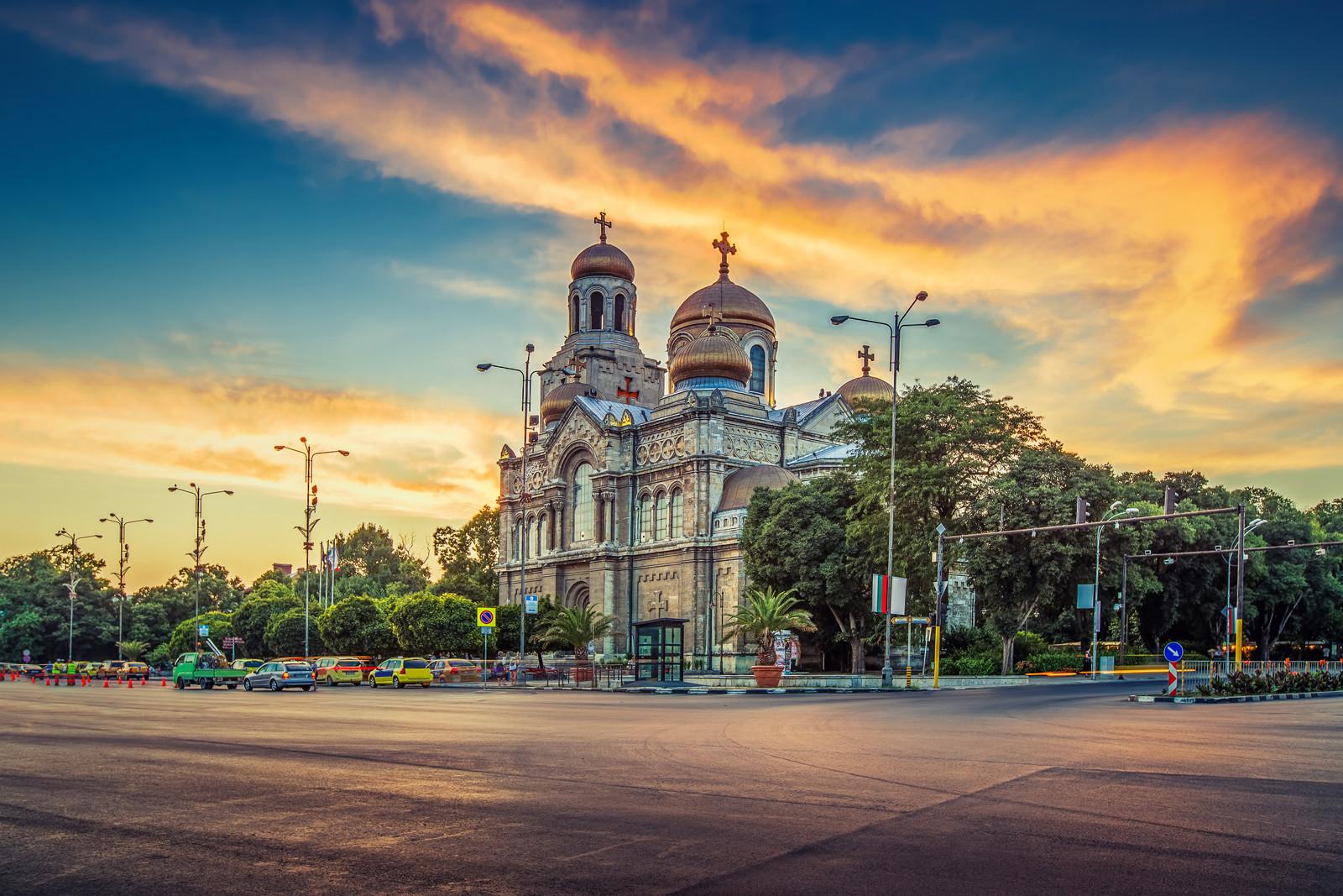 Wrażenia z Warny, Bułgaria oczami Bennego