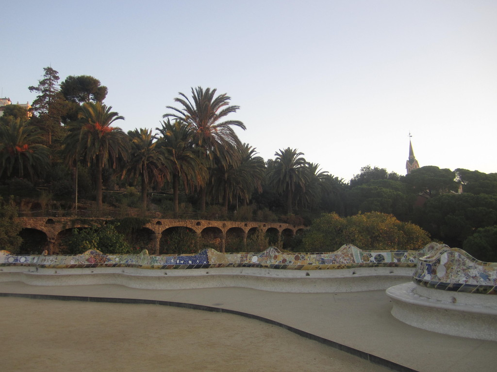 Wskazówki dla wtajemniczonych na dobrą zabawę w Parku Güell