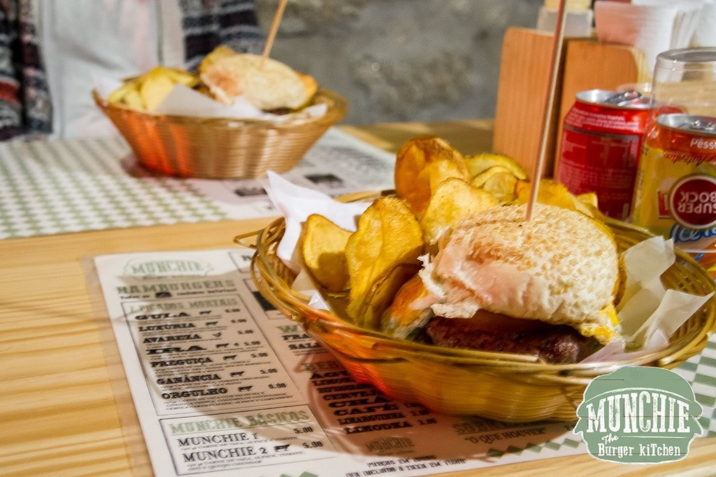 Wyjątkowe hamburgery