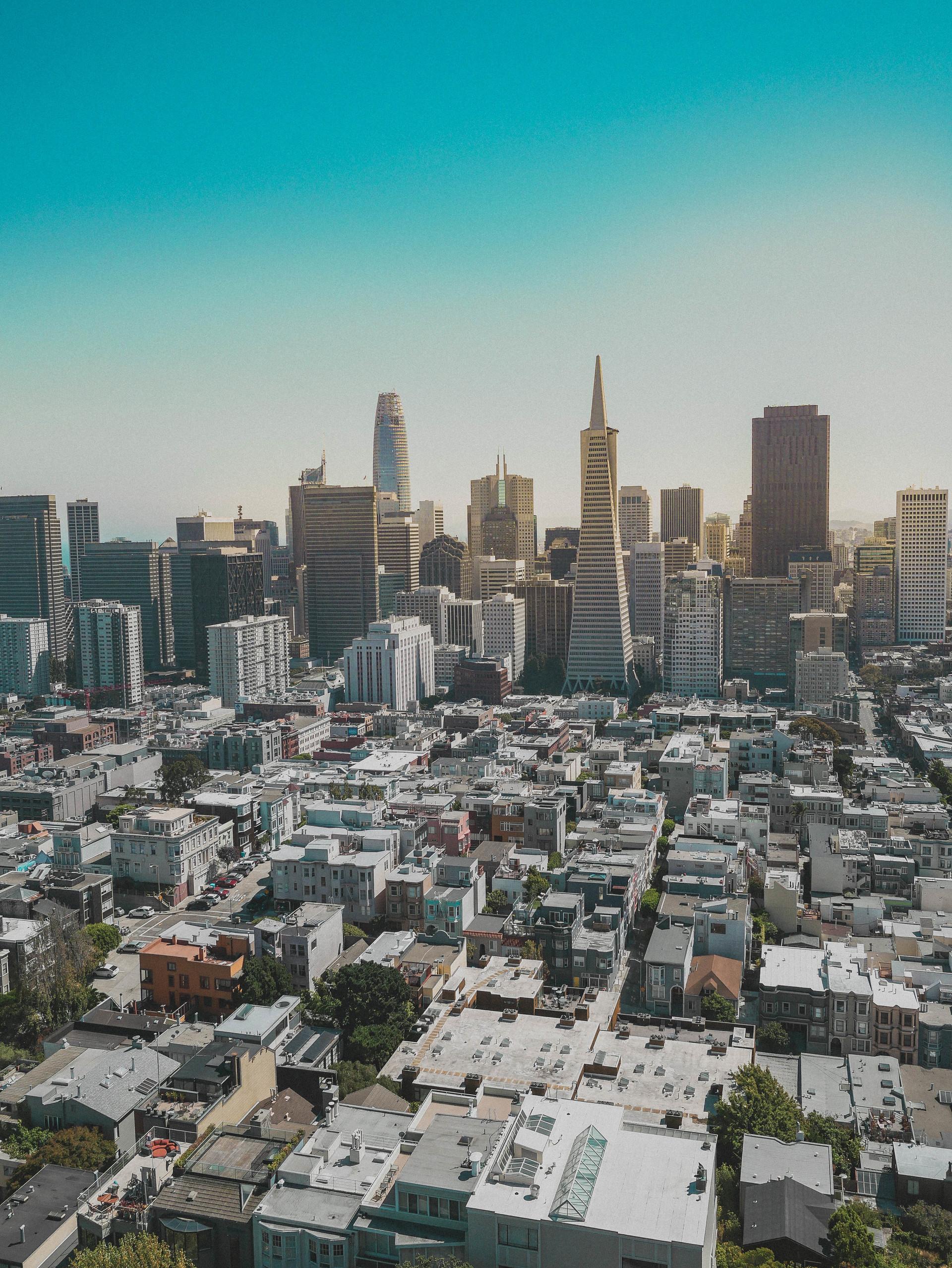 Najlepsze połączenie San Francisco