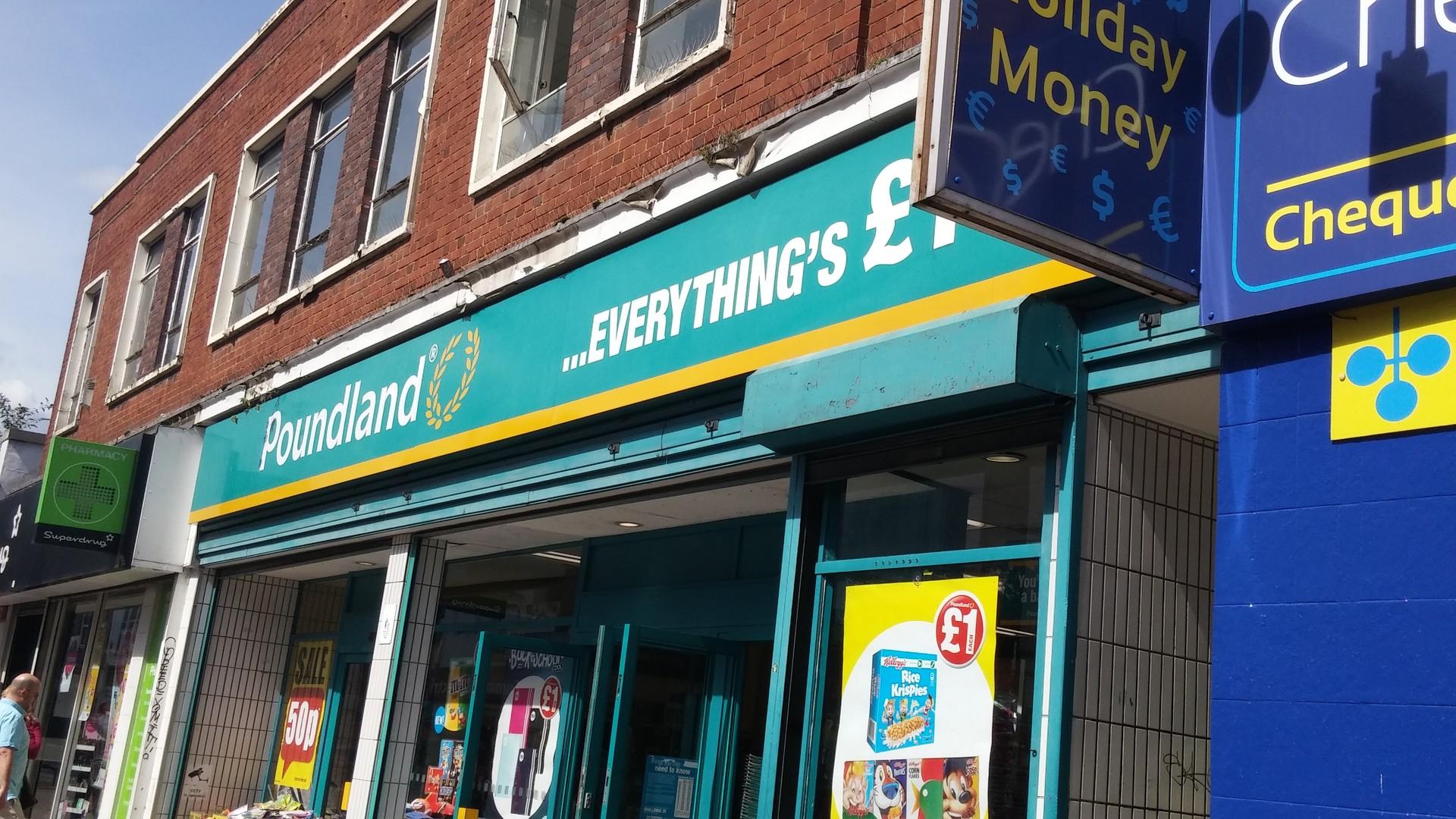 Zakupy W Wielkiej Brytanii Ogolnie
