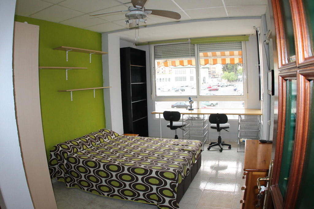 Zona Plaza Toros Alicante Habitaciones Para Estudiantes